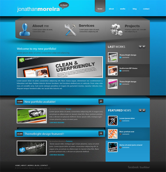 Personal-portfolio-theme-inspiration-wordpress-blog-designs