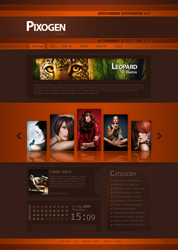Pixogen-inspiration-wordpress-blog-designs