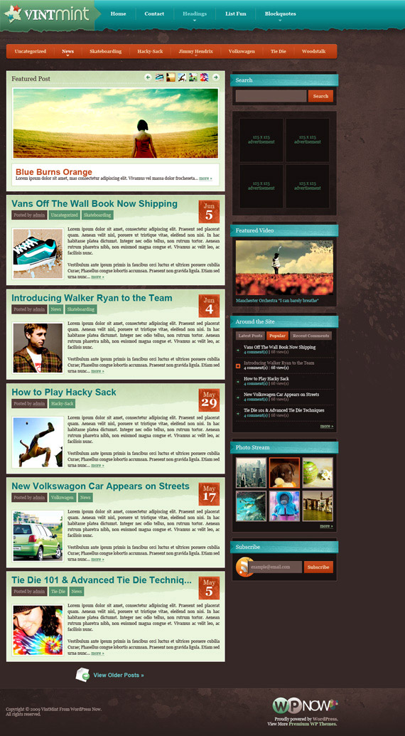 Vintmint-theme-1-inspiration-wordpress-blog-designs
