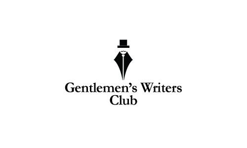 Лого клуба писателей