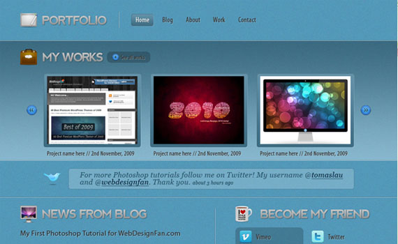 Create-clean-blue-portfolio-in-photoshop-web-design-layout-tutorials-from-2010