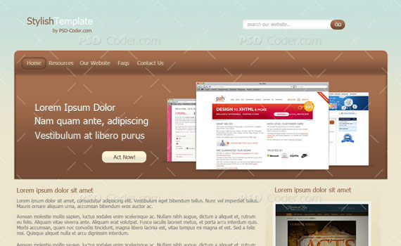 Create-portfolio-website-in-photoshop-web-design-layout-tutorials-from-2010