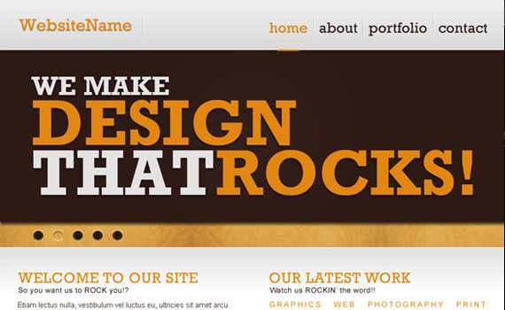 How-to-create-rocking-website-in-photoshop-web-design-layout-tutorials-from-2010
