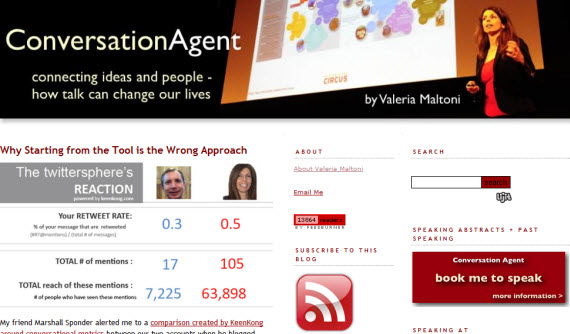 Conversation-agent-social-media-networking-marketing-blog