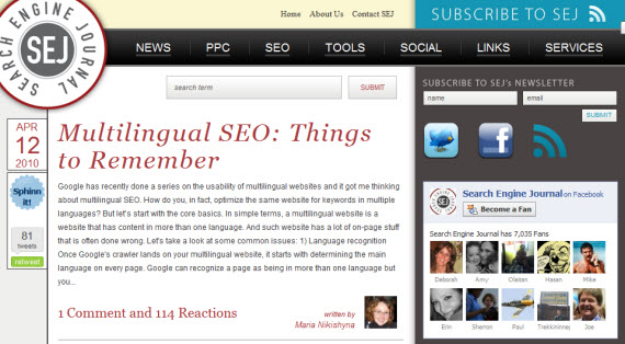 Search-journal-social-media-networking-marketing-blog