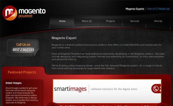 Magento-expert-looking-textured-websites