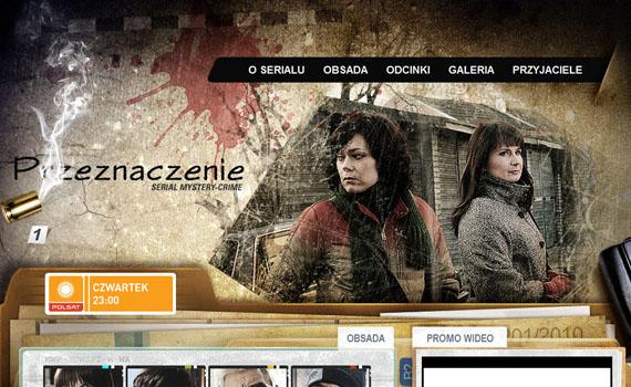 Przeznaczenie-looking-textured-websites