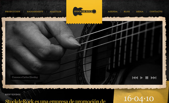 Stock-de-rock-good-looking-textured-websites