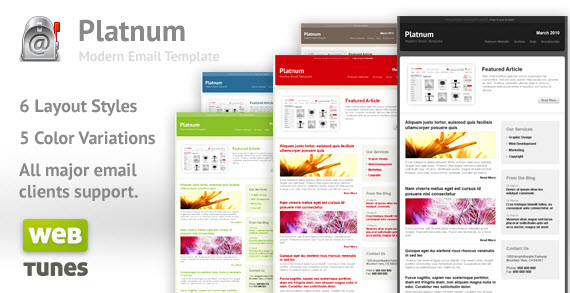 Platnum-themeforst-html-email-template