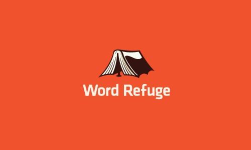 палатка на лого