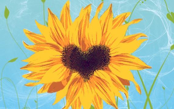 Сердце лета