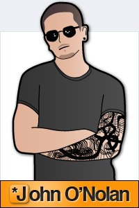 John O'Nolan - Facebook FanPage Image