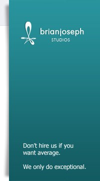 Brian Joseph Studios - Facebook FanPage Image