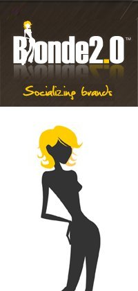 Blonde 2.0 - Facebook FanPage Image