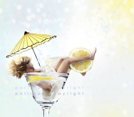 Летний коктейль