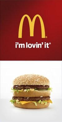 McDonald - Facebook FanPage Image