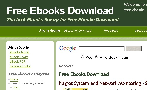 Ebook Sites Gigapedia