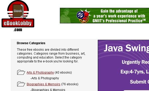 The 30 best websites for downloading free ebooks 1stwebdesigner ebook lobby fandeluxe Images