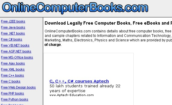 free  ebook for computer engineering