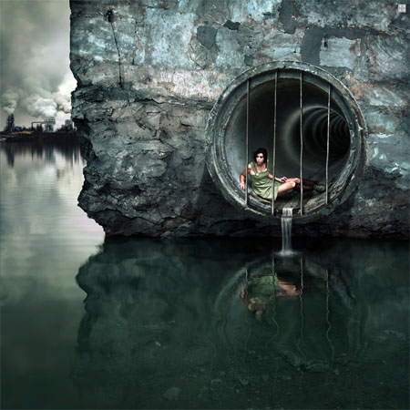 City-of-exile-creatively-thrilling-photo-manipulations