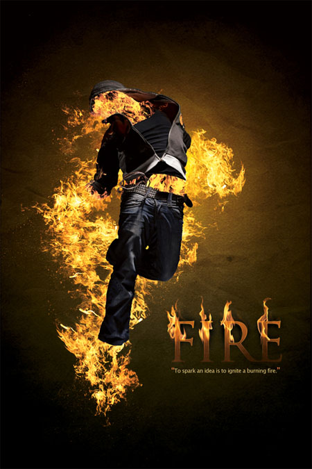 Fire-creatively-thrilling-photo-manipulations