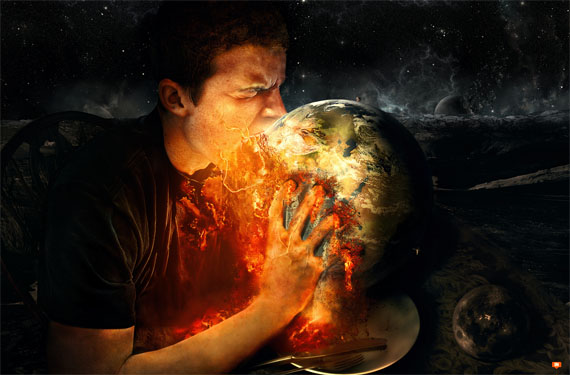 Man-eats-world-creatively-thrilling-photo-manipulations