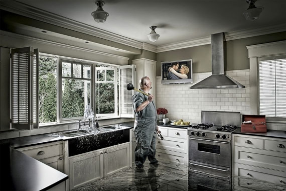 Plumber-creatively-thrilling-photo-manipulations