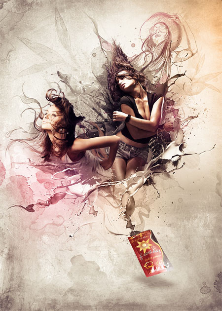 Sisters-creatively-thrilling-photo-manipulations