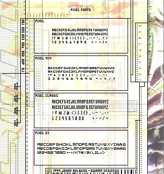 ex-free-pixel-fonts