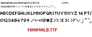 minimal5-free-pixel-fonts