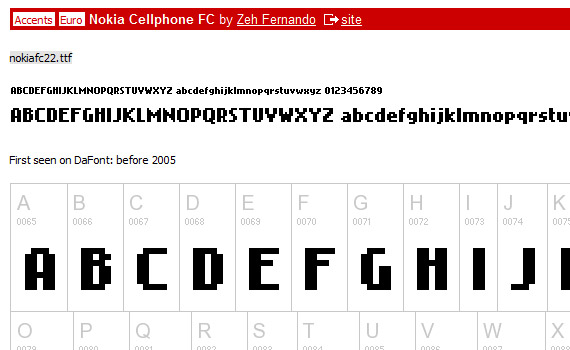 nokia-cellphone-fc-free-pixel-fonts