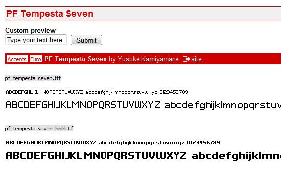 pf-tempesta-seven-free-pixel-fonts
