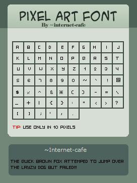 pixel-art-font-free-pixel-fonts