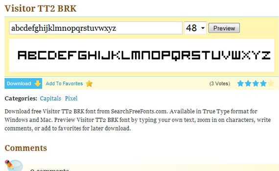 visitor-tt2-brk-free-pixel-fonts