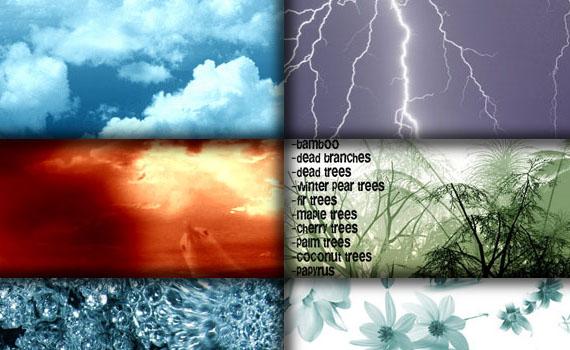 64-beautiful-free-nature-brush-sets-vectors-ultimate-roundup-of-photoshop-brushes