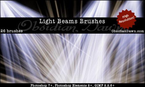 Light-beams-rays-brushes-ultimate-roundup-of-photoshop-brushes