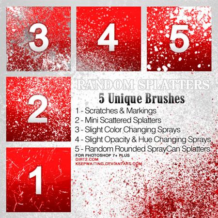 Random-splatter-brushes-ultimate-roundup-of-photoshop-brushes