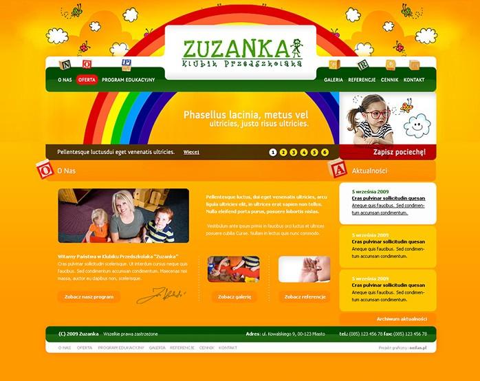 37个彩色搭配很好的网站 - liehuo.net