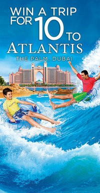Atlantis - Facebook FanPage Image
