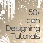 50+ Icon Designing Tutorials