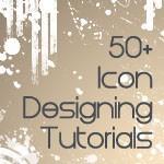 50+ Icon Designing Tutorials