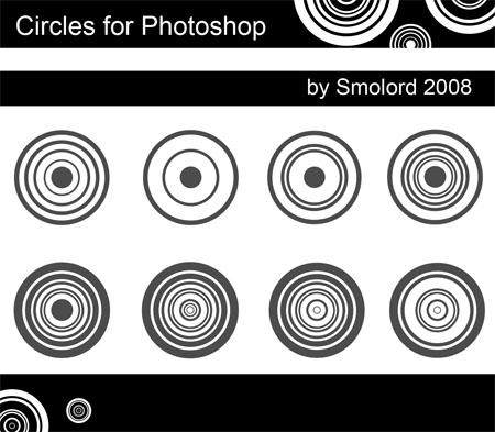 Circles-free-photoshop-custom-shapes