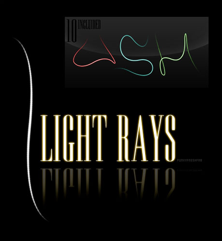 Light-rays-free-photoshop-custom-shapes