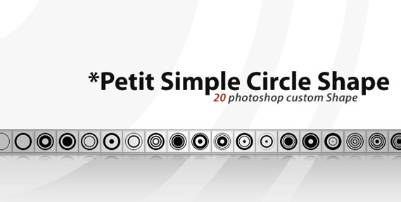 Petit-simple-circle-free-photoshop-custom-shapes