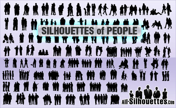 Silhouettes-of-people-free-photoshop-custom-shapes