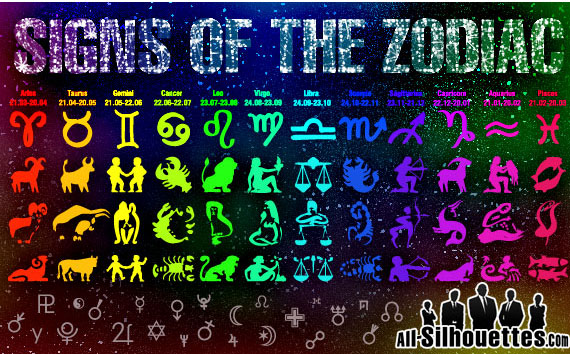 Zodiac-signs-free-photoshop-custom-shapes