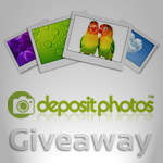 DepositPhotos Giveaway: 3 People To Win Accounts