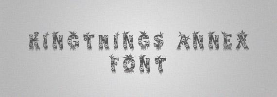 Annex-creative-decorative-free-font
