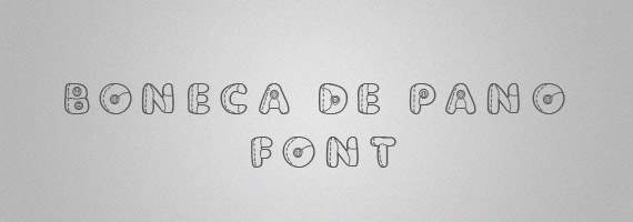 Boneca-creative-decorative-free-font