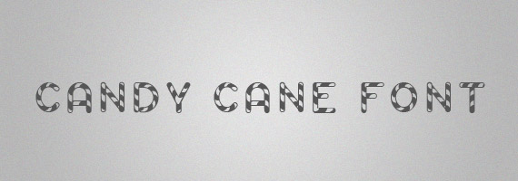 Candy-cane-creative-decorative-free-font